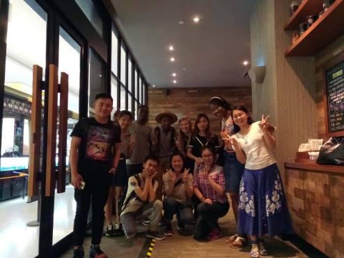 Chinese circle gang