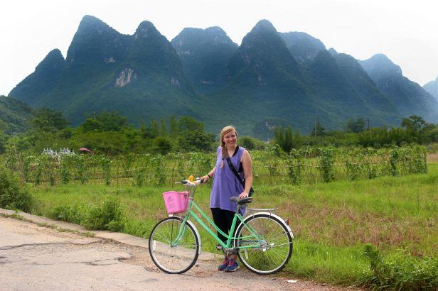 yangshuo bike