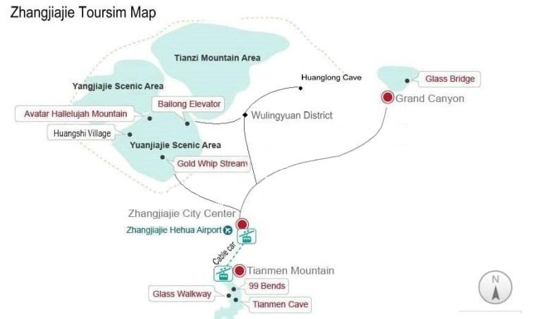 zhangjiajie-tourism-map-update1