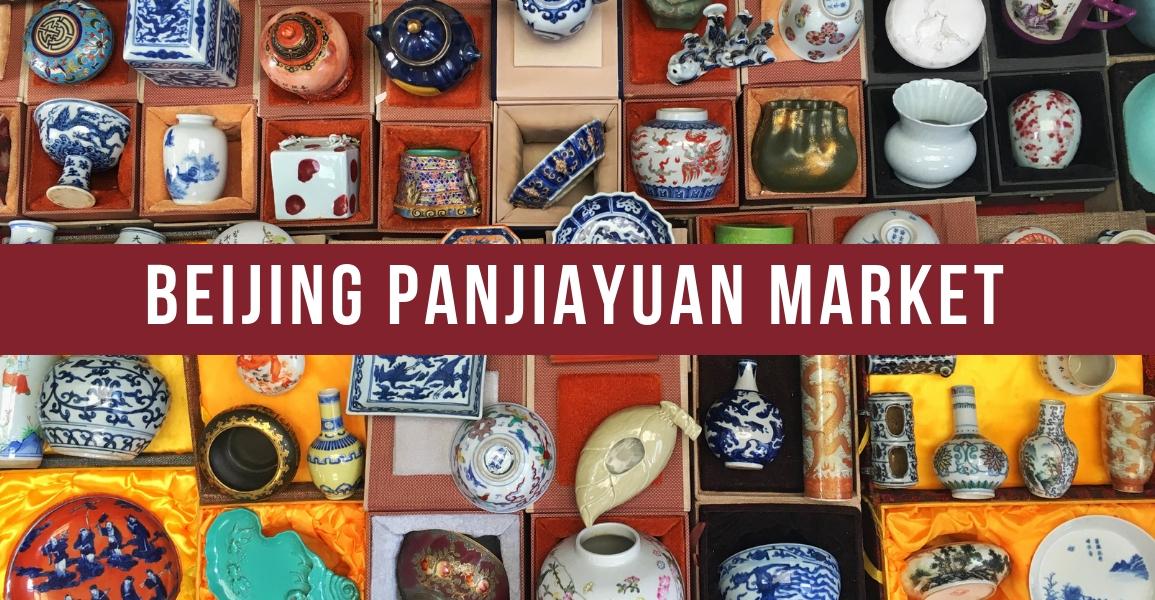 Antique Market Shopping in Beijing: Panjiayuan Market