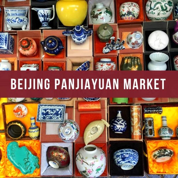Beijing Panjiayuan Market Pinterest