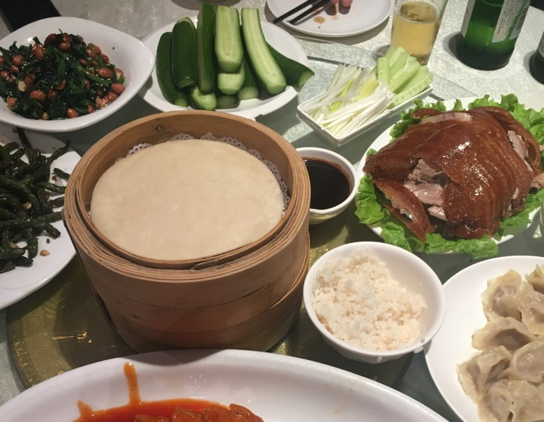 peking duck chinese food - Copy
