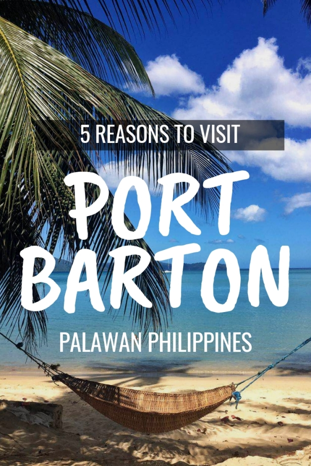 port barton