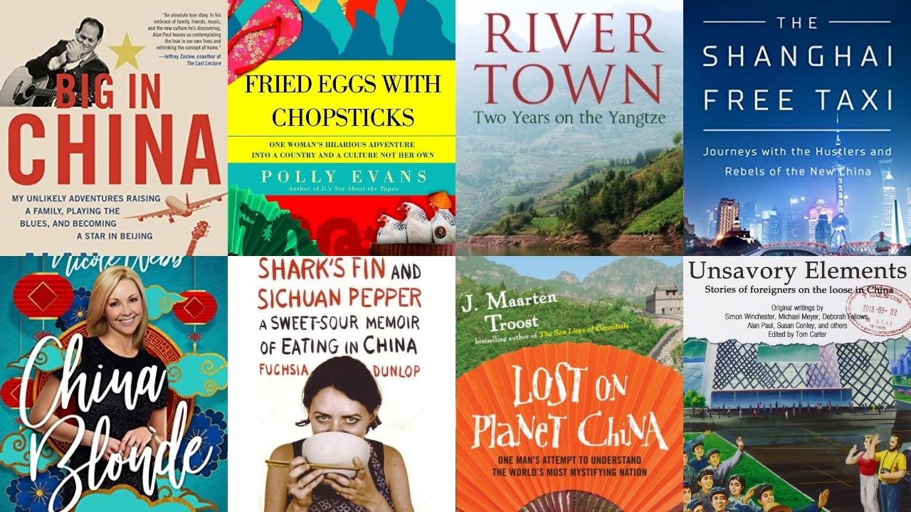 8 Memoirs to Read by China Expats