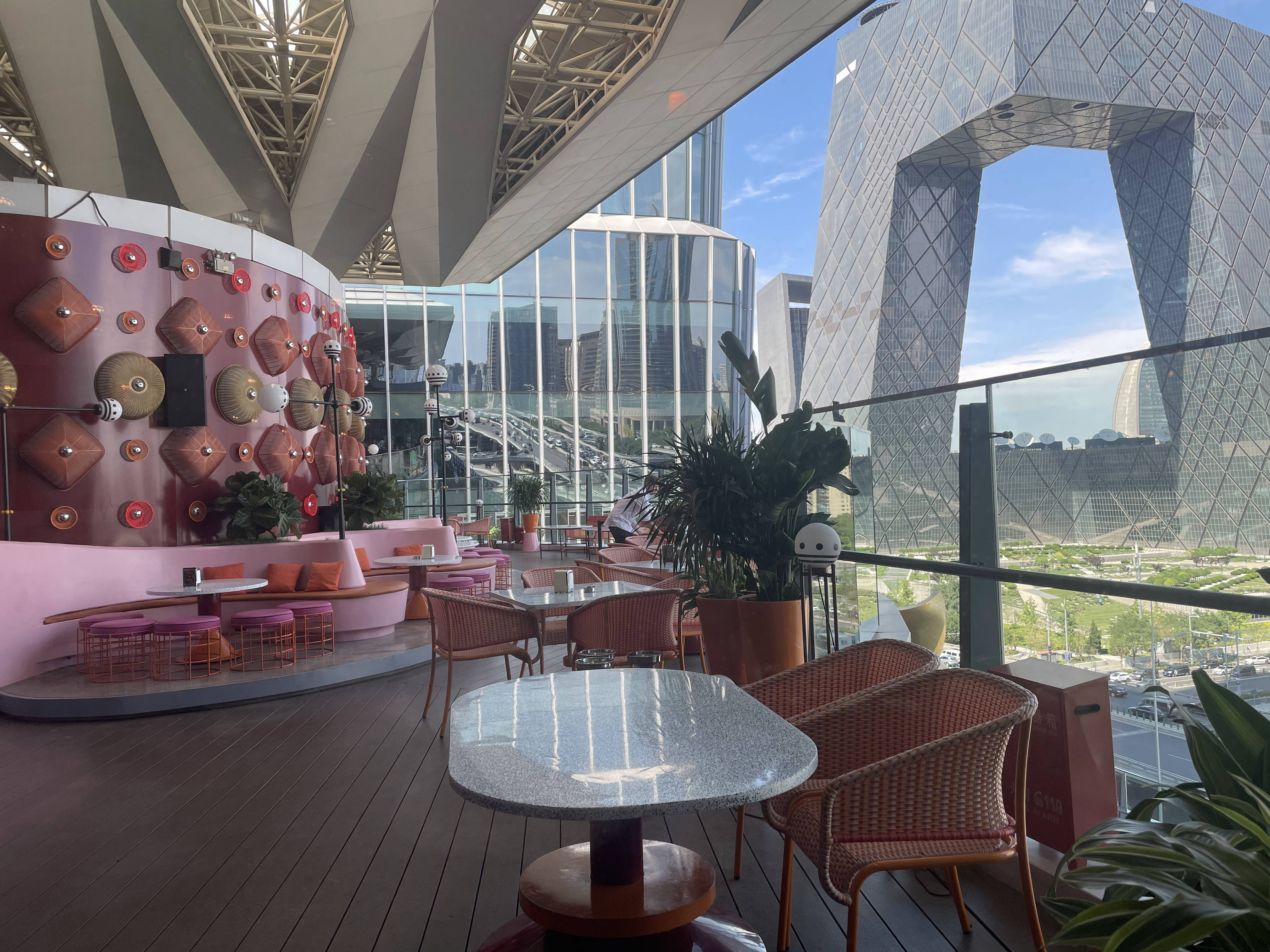 Top 10 Beijing Rooftops to Celebrate Summer